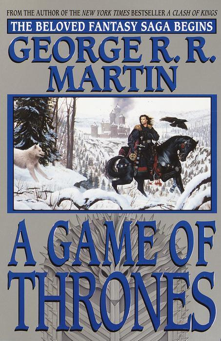 Afbeelding van Song Of Ice And Fire (1): A Game Of Thrones