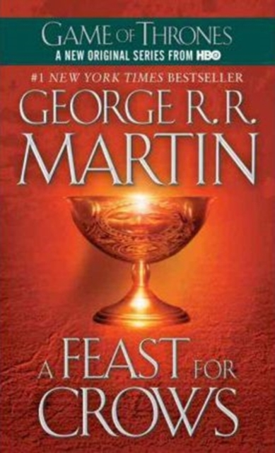 Afbeelding van Song Of Ice And Fire (4): A Feast For Crows
