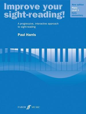 Afbeelding van Improve Your Sight-Reading! Piano, Level 1