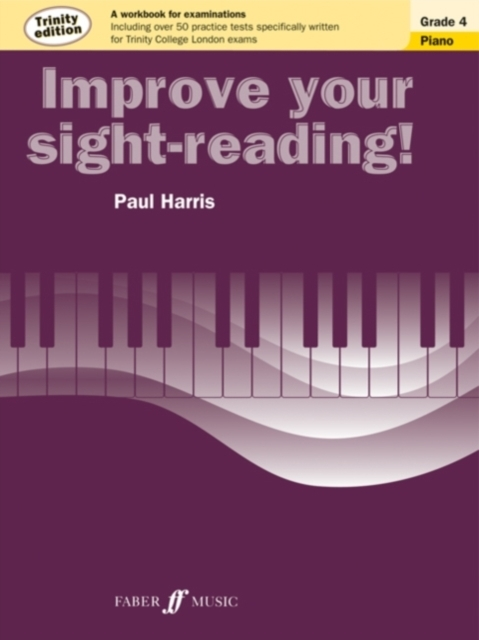 Afbeelding van Improve Your Sight-Reading! Trinity Piano, Grade 4