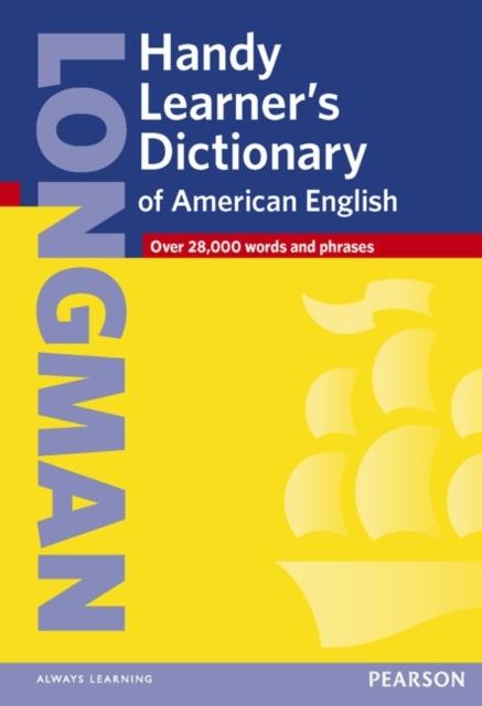 Afbeelding van Longman Handy Learner's Dictionary of American English
