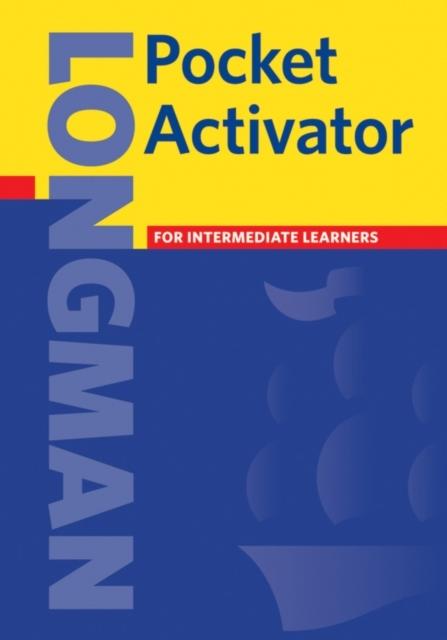 Afbeelding van Longman Pocket Activator Dictionary