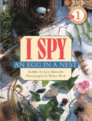 Afbeelding van I Spy an Egg in a Nest