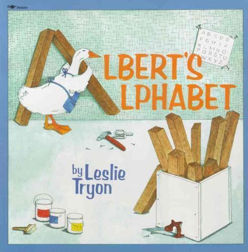 Afbeelding van Albert's Alphabet