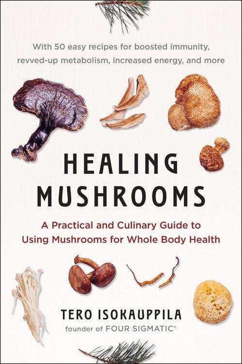 Afbeelding van Healing Mushrooms