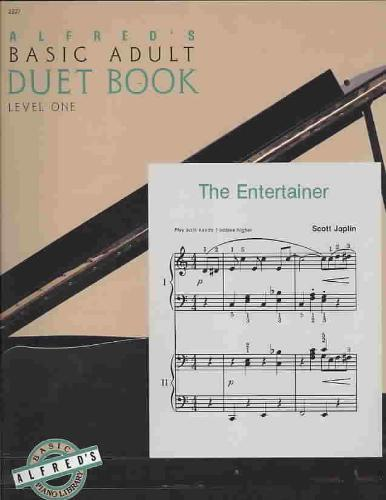Afbeelding van Alfred's Basic Adult Piano Course, Duet Book Level 1