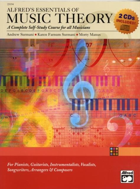 Afbeelding van Alfred's Essentials of Music Theory
