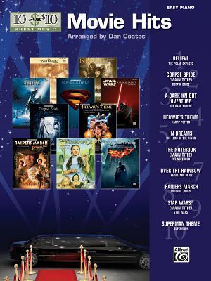 Afbeelding van 10 for 10 Sheet Music Movie Hits