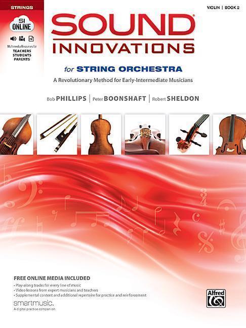 Afbeelding van Sound Innovations for String Orchestra, Bk 2
