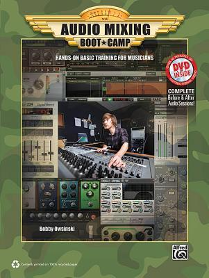 Afbeelding van Audio Mixing Boot Camp