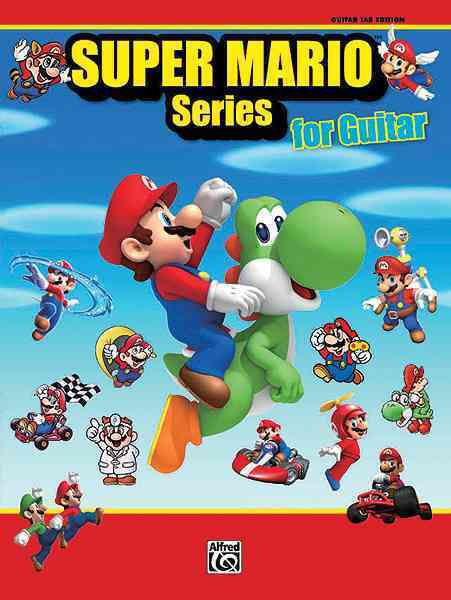 Afbeelding van Super Mario Series for Guitar