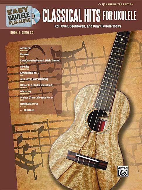 Afbeelding van Easy Ukulele Play-Along -- Classical Hits for Ukulele