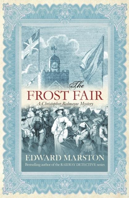 Afbeelding van Frost Fair (Christopher Redmayne Mysteries)