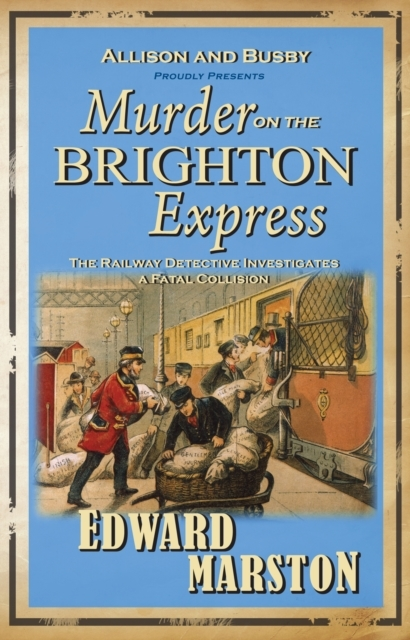 Afbeelding van Murder on the Brighton Express