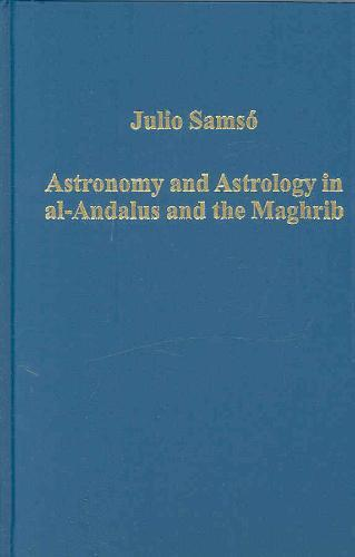 Afbeelding van Astronomy and Astrology in Al-Andalus and the Maghrib
