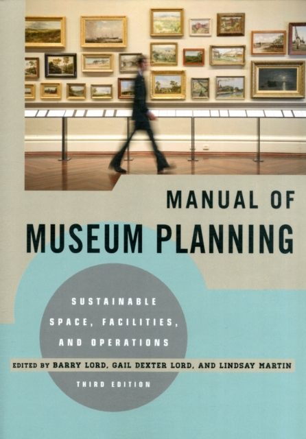 Afbeelding van Manual of Museum Planning