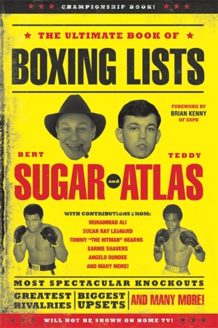 Afbeelding van The Ultimate Book of Boxing Lists
