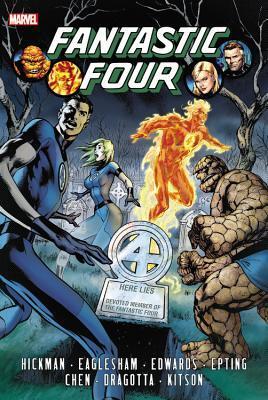 Fantastic Four Omnibus 1 kopen