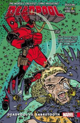 Deadpool: World's Greatest Vol. 3: Deadpool Vs. Sabretooth kopen