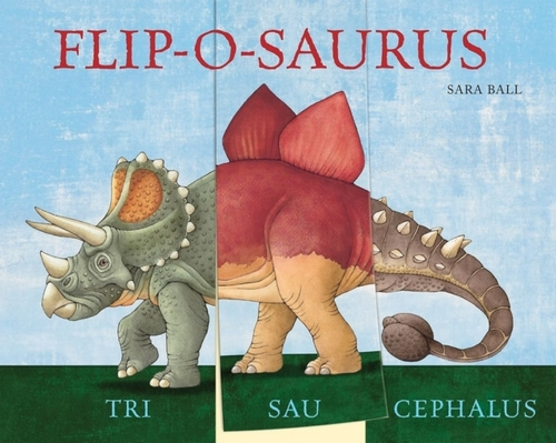 Afbeelding van Flip-o-saurus
