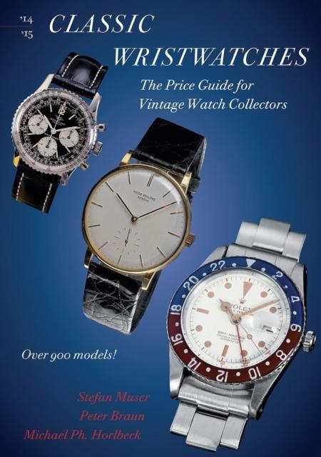 Afbeelding van Classic Wristwatches, 2014-2015