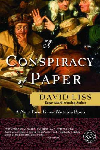 Afbeelding van A Conspiracy of Paper