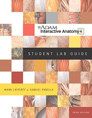 Afbeelding van A.D.A.M. Interactive Anatomy Student Lab Guide