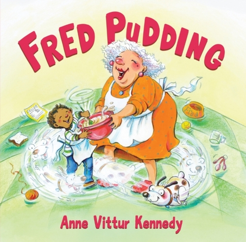 Afbeelding van Fred Pudding