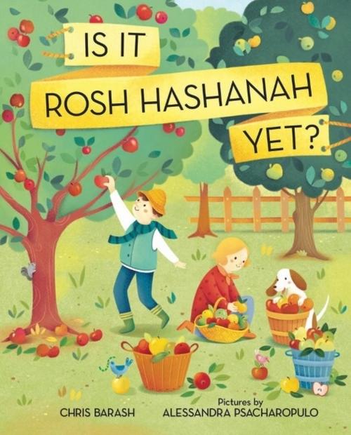 Afbeelding van Is It Rosh Hashanah Yet?