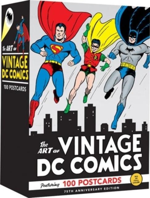Afbeelding van Art Of Vintage DC Comics