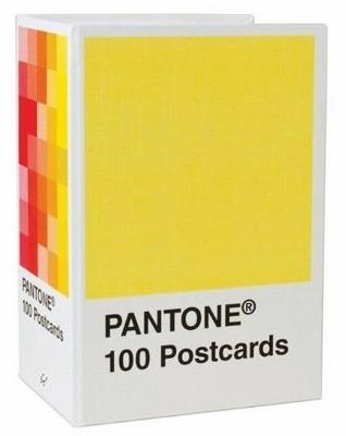 Afbeelding van Pantone Postcard Box