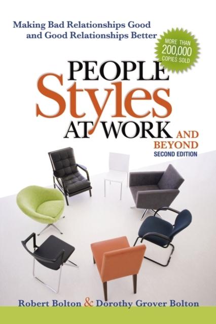 Afbeelding van People Style at Work..and Beyond