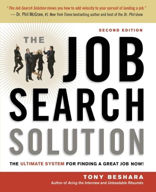Afbeelding van The Job Search Solution