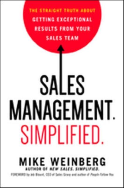 Afbeelding van Sales Management Simplified