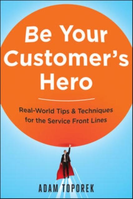 Afbeelding van Be Your Customer's Hero