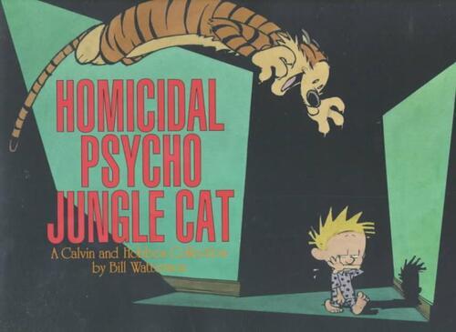 Afbeelding van Homicidal Psycho Jungle Cat
