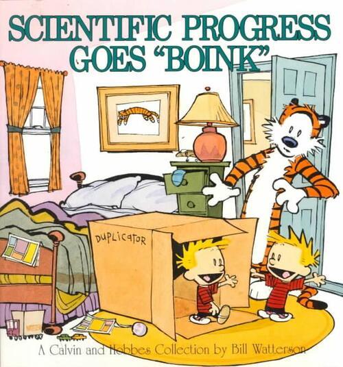 Afbeelding van Scientific Progress Goes Boink