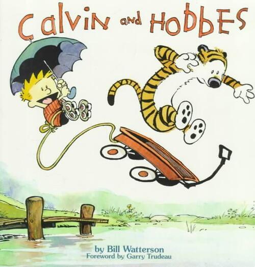 Afbeelding van Calvin And Hobbes (01): Calvin And Hobbes (B/W)