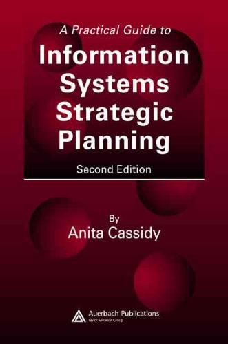 Afbeelding van A Practical Guide to Information Systems Strategic Planning