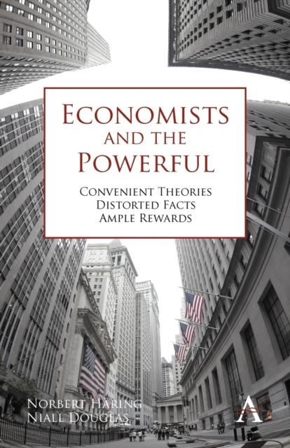 Afbeelding van Economists and the Powerful