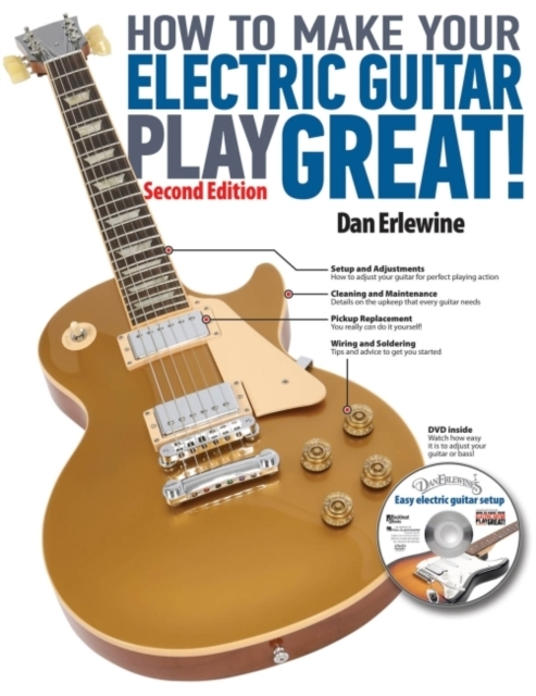 Afbeelding van How to Make Your Electric Guitar Play Great!
