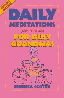 Afbeelding van Daily Meditations with Scripture for Busy Grandmas