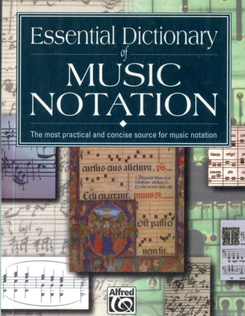 Afbeelding van Essential Dictionary of Music Notation