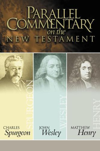 Afbeelding van Parallel Commentary on the New Testament