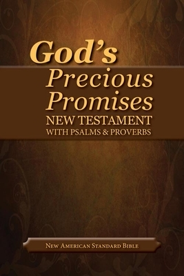 Afbeelding van God's Precious Promises New Testament-NASB-With Psalms and Proverbs