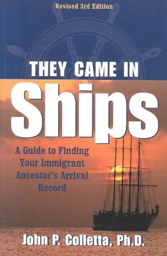 Afbeelding van They Came in Ships