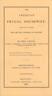 Afbeelding van American Frugal Housewife
