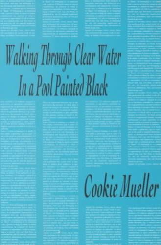 Afbeelding van Walking Through Clear Water in a Pool Painted Black