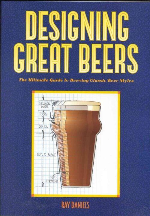Afbeelding van Designing Great Beers