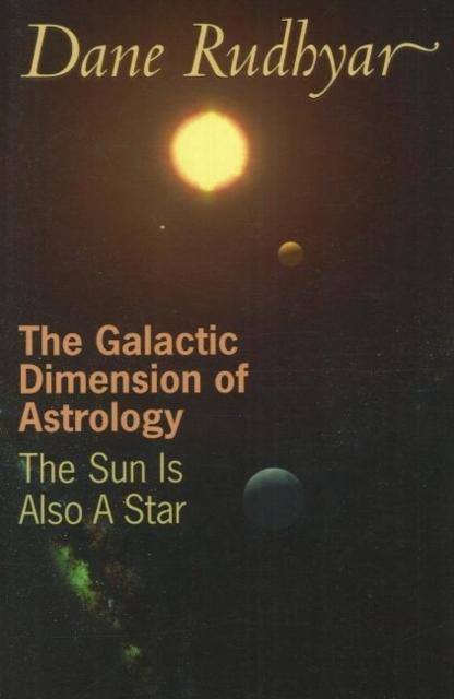 Afbeelding van The Galactic Dimension of Astrology